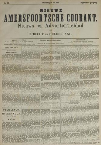 Nieuwe Amersfoortsche Courant 1890-07-16