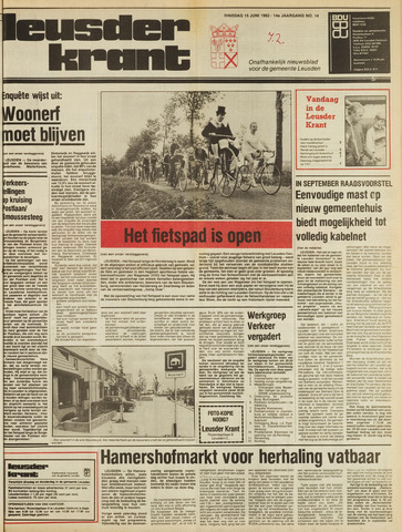 Leusder Krant 1982-06-15