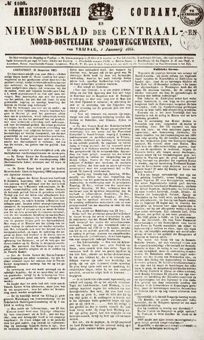 Amersfoortsche Courant 1864