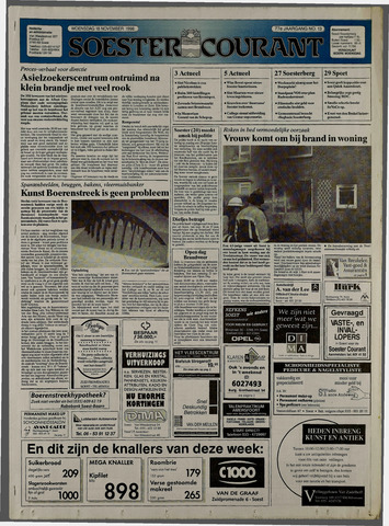 Soester Courant 1998-11-18