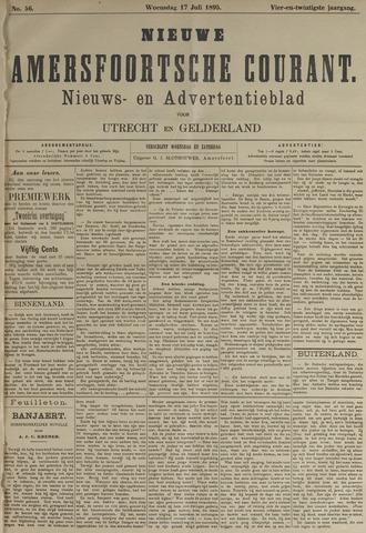 Nieuwe Amersfoortsche Courant 1895-07-17