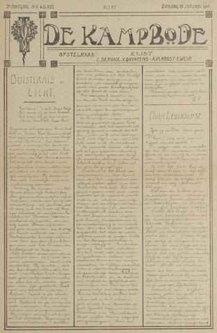 De Kampbode 1918-01-13