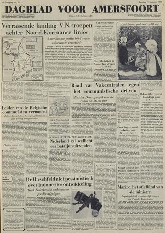 Dagblad voor Amersfoort 1950-08-19