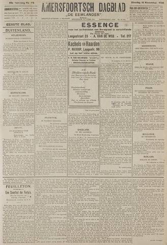 Amersfoortsch Dagblad / De Eemlander 1926-11-16