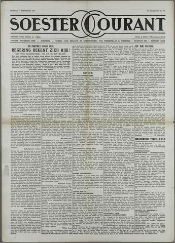 Soester Courant 1957-09-17