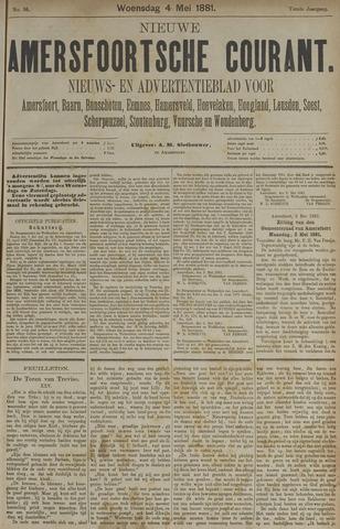 Nieuwe Amersfoortsche Courant 1881-05-04