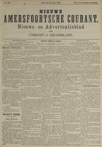 Nieuwe Amersfoortsche Courant 1893-07-29