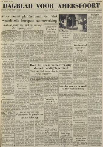 Dagblad voor Amersfoort 1950-06-14