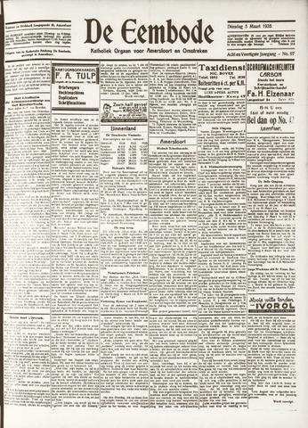 De Eembode 1935-03-05