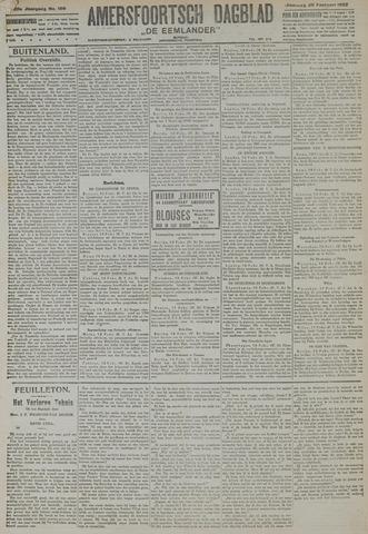 Amersfoortsch Dagblad / De Eemlander 1922-02-20