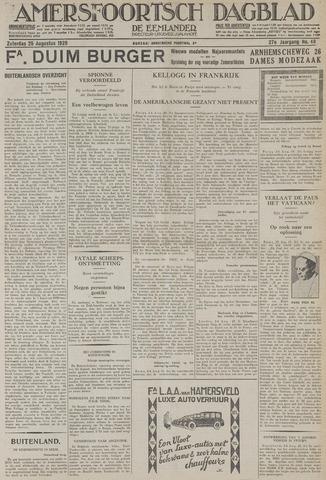Amersfoortsch Dagblad / De Eemlander 1928-08-25