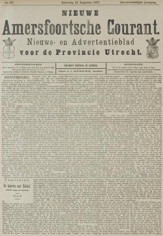 Nieuwe Amersfoortsche Courant 1897-08-21