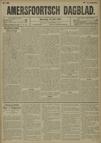 Amersfoortsch Dagblad 1909-07-26