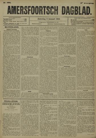 Amersfoortsch Dagblad 1910-01-08