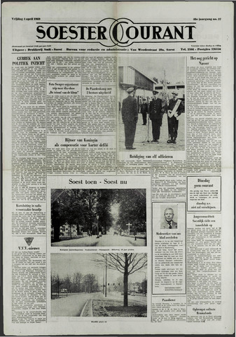 Soester Courant 1969-04-04