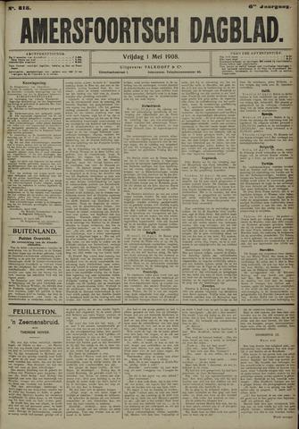 Amersfoortsch Dagblad 1908-05-01