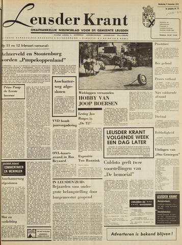 Leusder Krant 1971-12-09