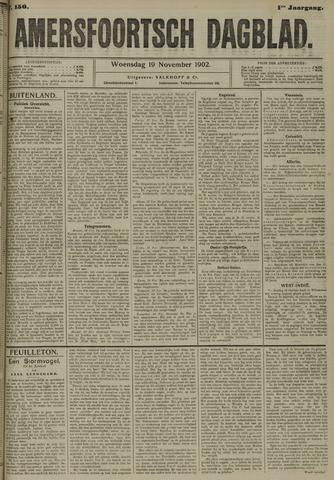 Amersfoortsch Dagblad 1902-11-19