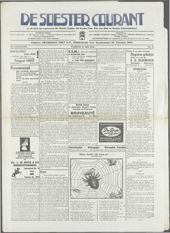 Soester Courant 1938-05-27