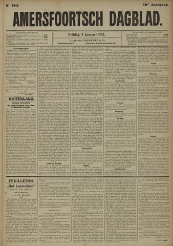 Amersfoortsch Dagblad 1912-01-05