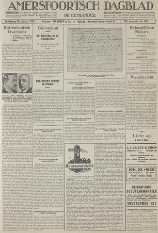Amersfoortsch Dagblad / De Eemlander 1932-01-28