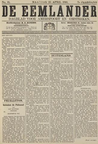 De Eemlander 1910-04-25