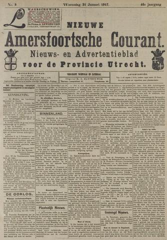 Nieuwe Amersfoortsche Courant 1917-01-31