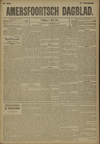 Amersfoortsch Dagblad 1911-05-05