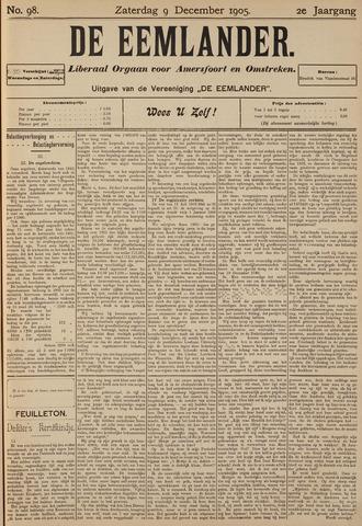 De Eemlander 1905-12-09