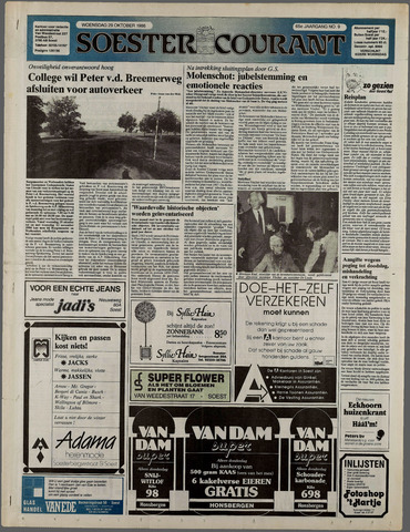 Soester Courant 1986-10-29