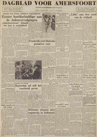 Dagblad voor Amersfoort 1947-01-24