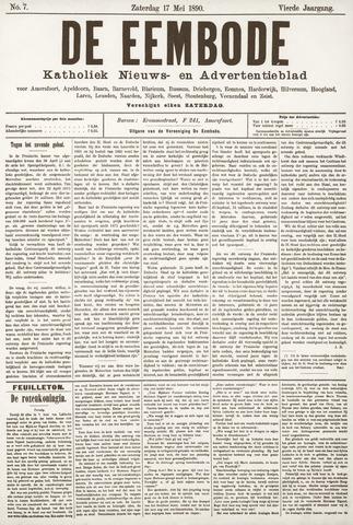 De Eembode 1890-05-17