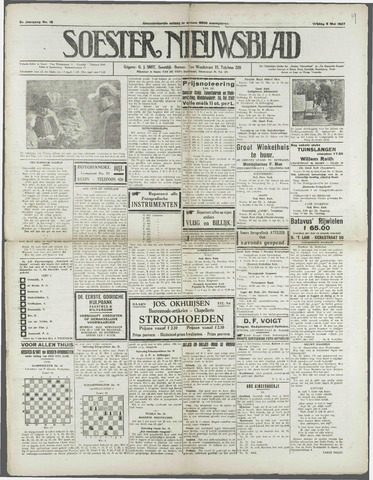 Soester Courant 1927-05-06