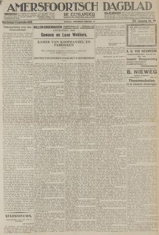 Amersfoortsch Dagblad / De Eemlander 1928-09-20