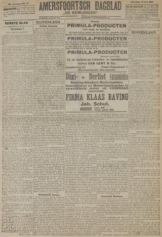 Amersfoortsch Dagblad / De Eemlander 1919-07-19