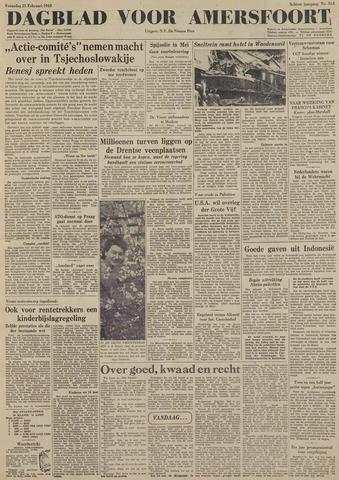 Dagblad voor Amersfoort 1948-02-25