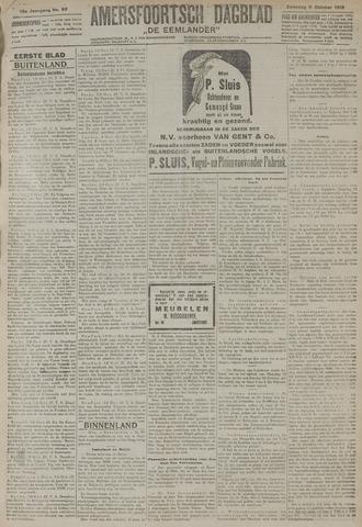 Amersfoortsch Dagblad / De Eemlander 1919-10-11