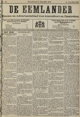 De Eemlander 1908-03-09