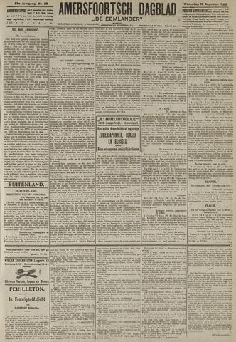 Amersfoortsch Dagblad / De Eemlander 1923-08-15