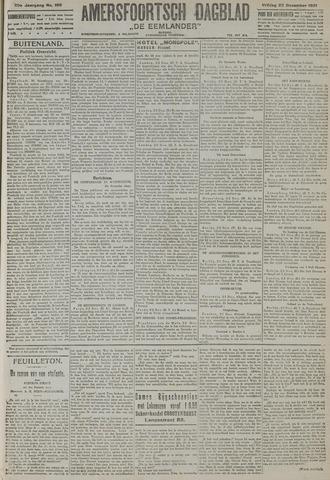 Amersfoortsch Dagblad / De Eemlander 1921-12-23