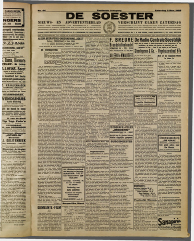 De Soester 1928-11-03