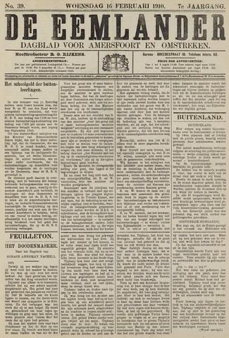 De Eemlander 1910-02-16
