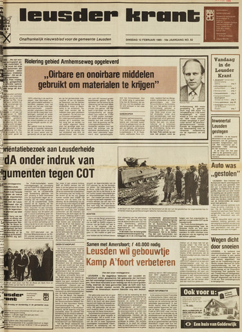 Leusder Krant 1985-02-12