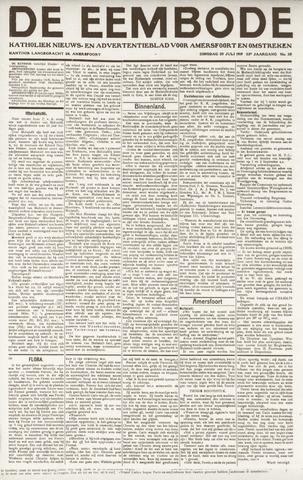 De Eembode 1919-07-29
