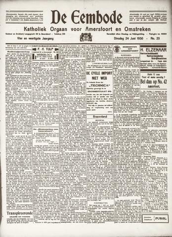 De Eembode 1930-06-24