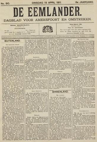 De Eemlander 1911-04-18