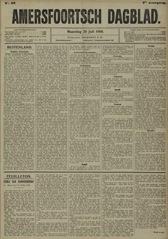 Amersfoortsch Dagblad 1908-07-20