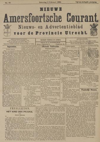 Nieuwe Amersfoortsche Courant 1906-02-03
