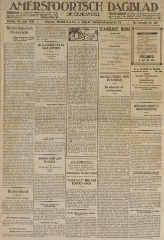 Amersfoortsch Dagblad / De Eemlander 1931-06-30