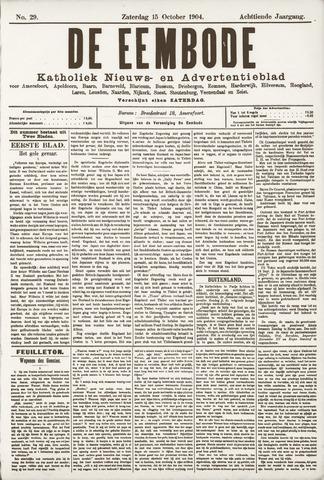 De Eembode 1904-10-15